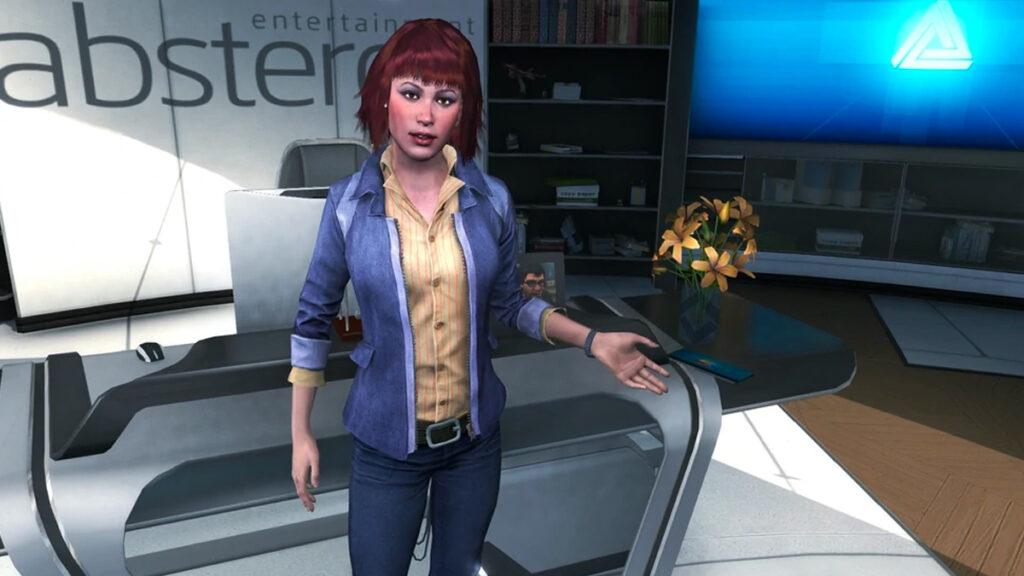 A chefe de projeto Melanie Lemay.
