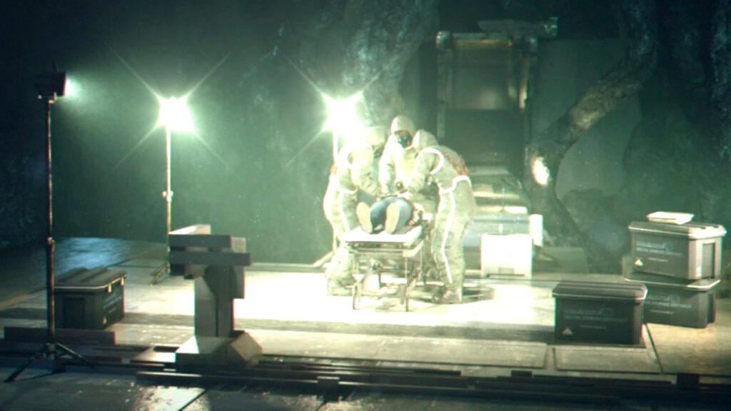 Imagem de arquivo do Project Sample 17 nos servidores da Abstergo Entertainment.