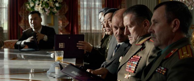 Autoridades do Conselho de Segurança da ONU.