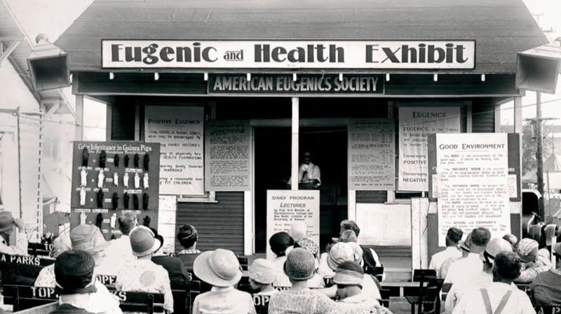American Eugenics Society (Sociedade Americana de Eugenia em português).
