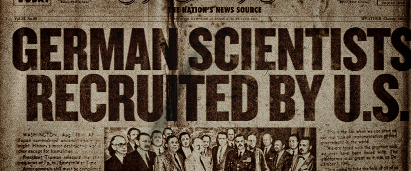 Arnim Zola, cientista da Hydra nazista recrutado pelos EUA.
