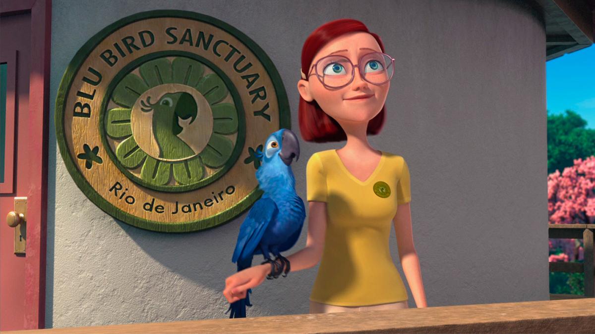 Blu Bird Sanctuary