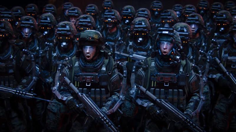 Exército norte-americano equipado com a tecnologia da Atlas.