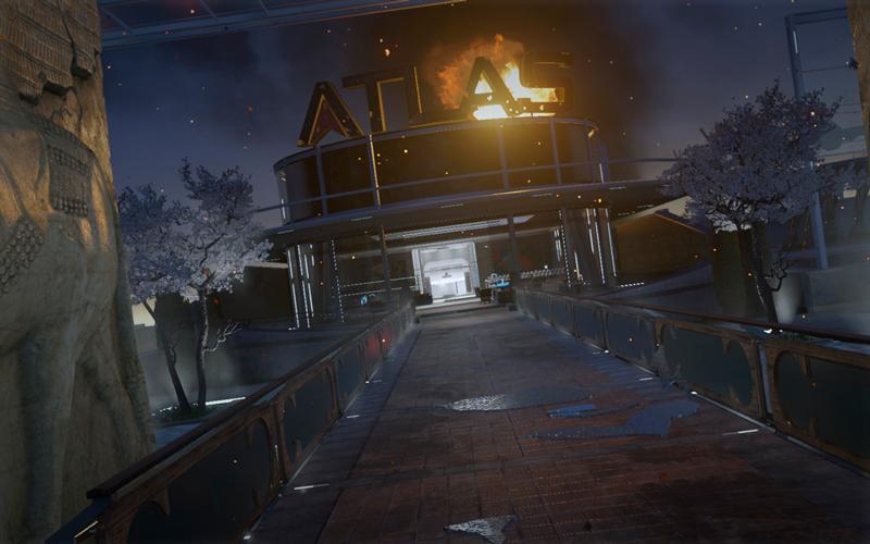 Destruição da Atlas Corporation.