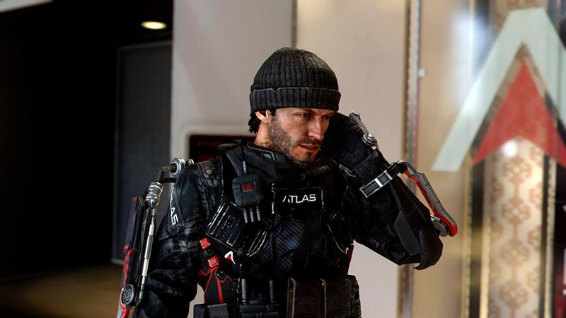 Gideon, soldado avançado.