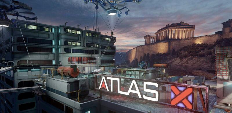Atenas renovada.